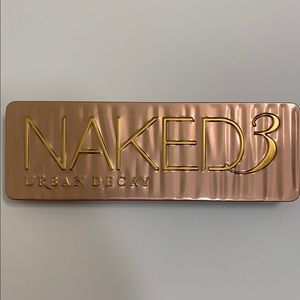 Urban Decay Naked 3 Palette NWT